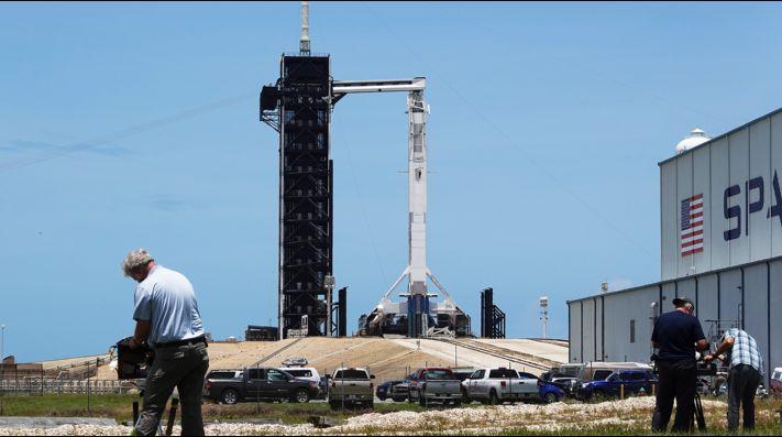 [Video] Nave de SpaceX explotó durante unas pruebas