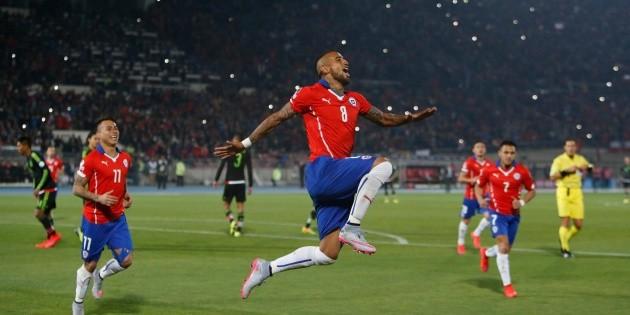 Ver EN VIVO Chile vs México en el camino de la Roja en la Copa América 2015 | RedGol