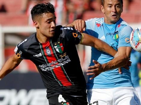 Nico Díaz abandona Palestino para sumarse fútbol mexicano