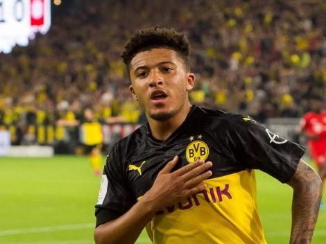 Sancho estalla contra la Bundesliga y el Dortmund tras ser multado