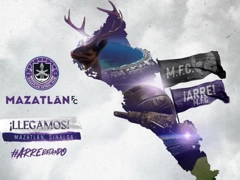 Mazatlán FC aparece con su primera imagen en Twitter