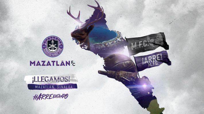 Quadratín: Soberbios mensajes en el estreno de Mazatlán FC en redes sociales