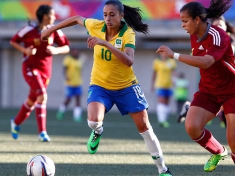 Brasil renuncia a la organización del Mundial Femenino 2023