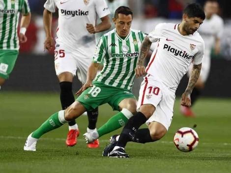 La Liga de España vuelve con el clásico Sevilla-Betis
