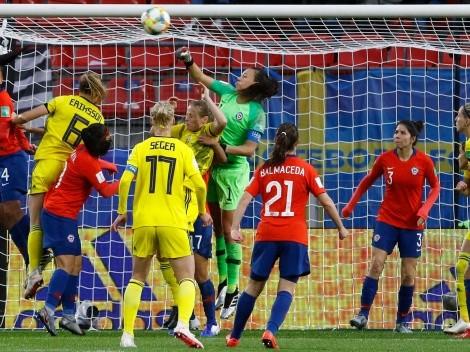 Tapadones de Endler a un año del debut de Chile en el Mundial