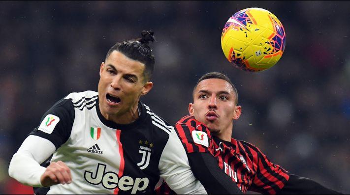 Copa Italia: Juventus y Milan buscan la final