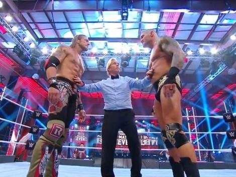 """Backlash: Orton vence a Edge en """"la lucha más grande de la historia"""""""