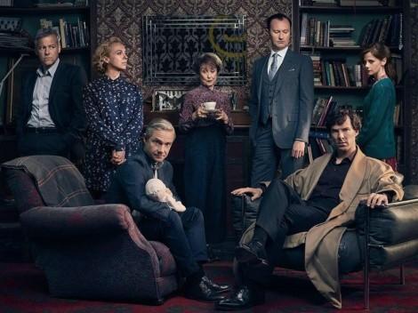 """Dónde y cuándo VER el estreno en TV abierta de """"Sherlock"""""""