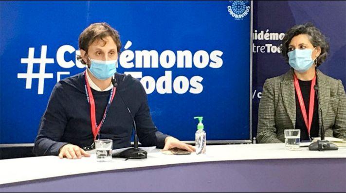 Chile informó más de 31.000 contagios de Covid-19 no contabilizados