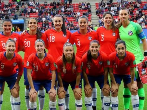 La Roja Femenina en el Mundial de Francia 2019 vuelve a la TV