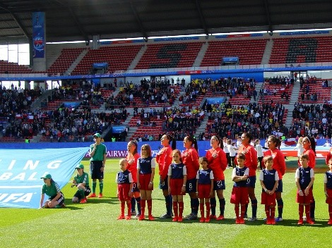 Ver EN VIVO la clasificación y el debut de la Roja en el Mundial de Francia 2019