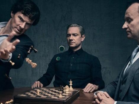 """TVN dividirá los capítulos de """"Sherlock"""""""