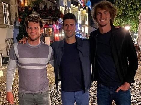 La fiesta de Djokovic que está desatando un brote de covid-19