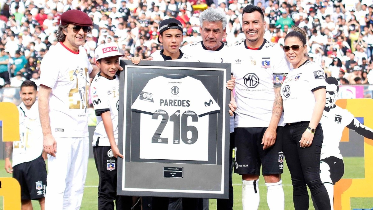 ANFP confirma que Esteban Paredes tiene 215 goles y no ha superado el récord | RedGol