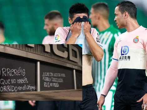 Crisis en el Espanyol: Rayados y DT despedido