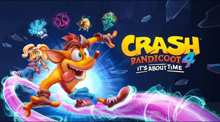 Crash Bandicoot 4 It's About Time incluirá microtransacciones