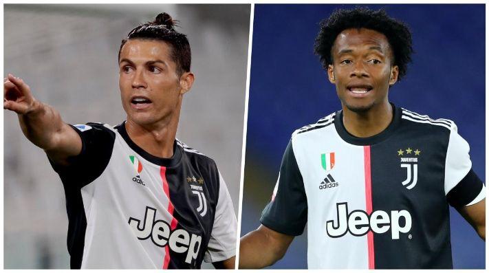 Cuadrado impecable con Juventus en la victoria contundente sobre Genoa