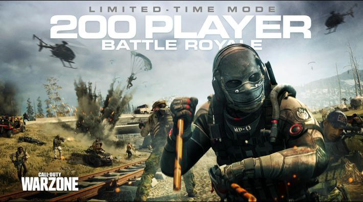 Call of Duty amplía su 'battle royale' Warzone hasta 200 jugadores