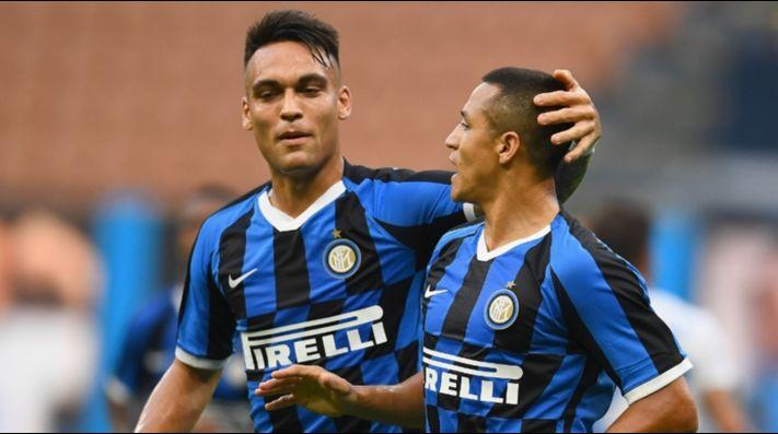 Inter, con Lautaro Martínez, cayó como local ante Bologna