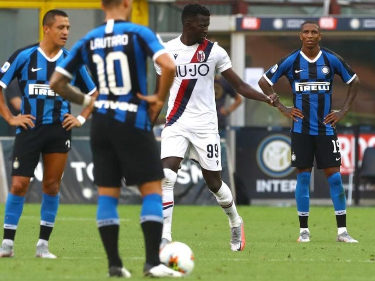 Alexis suma minutos en increíble derrota del Inter de Milán ante ...