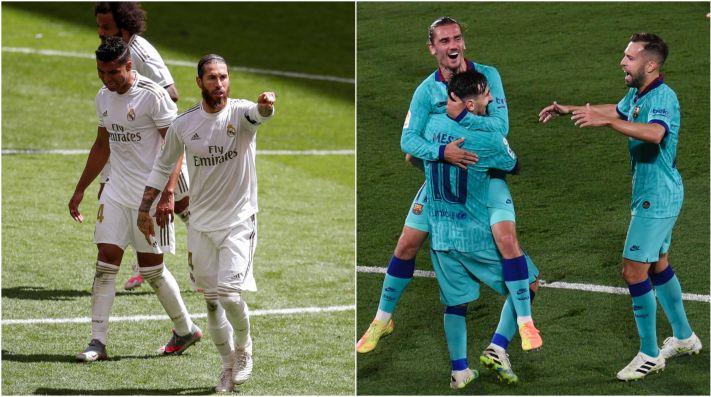 El camino que tiene el Barcelona para alcanzar al Real