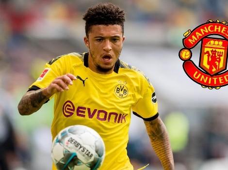 Dortmund le pone ultimátum al United por el fichaje de Sancho