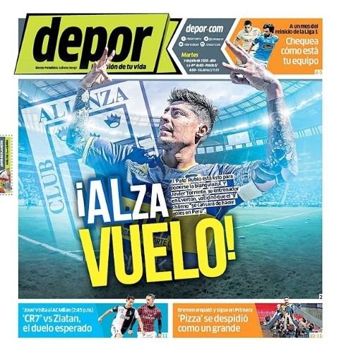 Alianza Lima confirma que Mario Salas se contagió de Covid-19