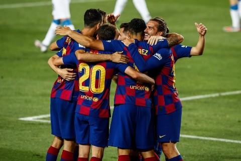 El Barcelona vuelve a ganar y se ilusiona