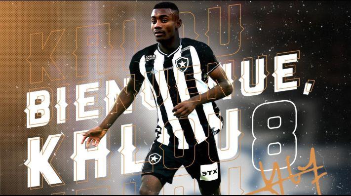 El díscolo Kalou ficha por el Botafogo
