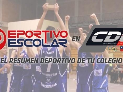 Deportivo Escolar vuelve a la TV en CDO