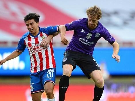 Mazatlán FC anota su primer gol en toda su historia