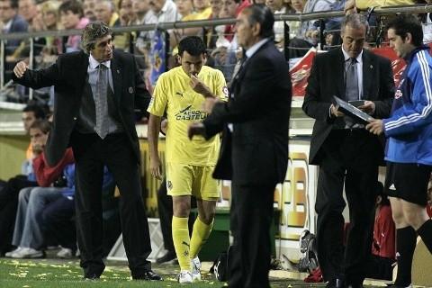 Pellegrini fue presentado oficialmente como nuevo técnico del Betis