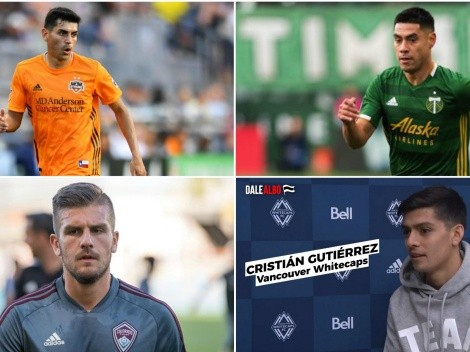 Comienza la participación chilena en el MLS is Back