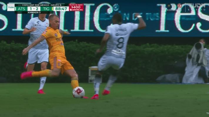 Renato Ibarra se perdería el arranque de la Liga MX tras lesión