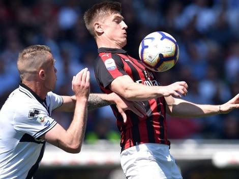 Ver EN VIVO AC Milan vs Parma por la Serie A de Italia