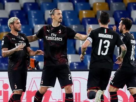 Ver EN VIVO Sassuolo vs AC Milan por la Serie A de Italia