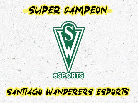 Wanderers eSports es el flamante campeón del eNancional.11vs11 de PES 2020