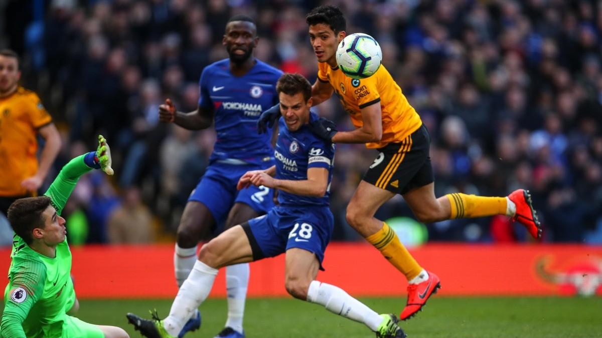 Se juegan la vida: Horario y dónde ver en vivo Chelsea vs Wolves ...