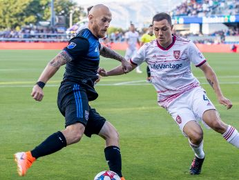 Earthquakes y Real Salt Lake van por la victoria.