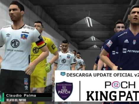 Descarga acá el Update 2.0 del King Patch de PES 6 para PC