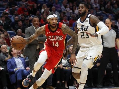 Ver EN VIVO New Orleans Pelicans vs Utah Jazz en el regreso de la NBA