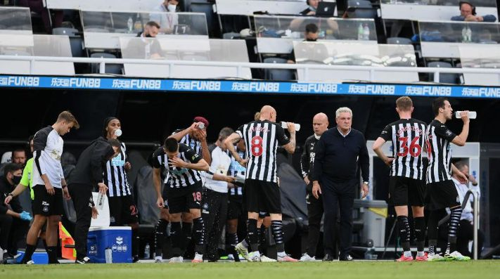 Newcastle United no será un equipo top