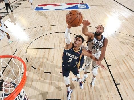 Utah Jazz gana agónicamente a los Pelicans en el retorno de la NBA