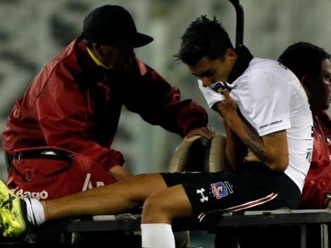 Colo Colo suma dos nuevos lesionados y llena su enfermería