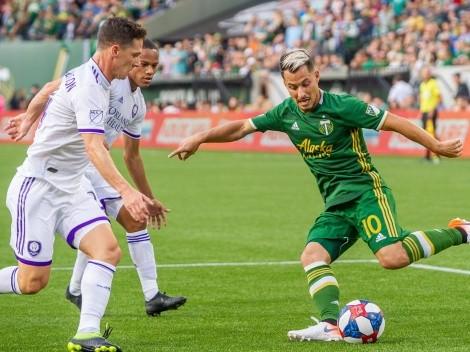 Ver EN VIVO Portland Timbers vs Orlando City en la final de MLS is Back