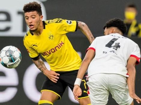 Dortmund le pega un portazo monumental al United