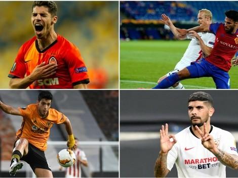 Shakhtar, Basilea, Wolves y Sevilla y un lugar en semis de Europa League