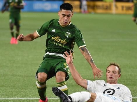 Felipe Mora va por el título de la MLS is Back ante Orlando City de Nani