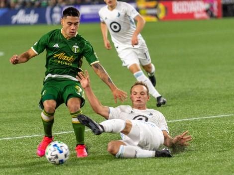 ¡Felipe Mora es campeón! Timbers se queda con la MLS is Back