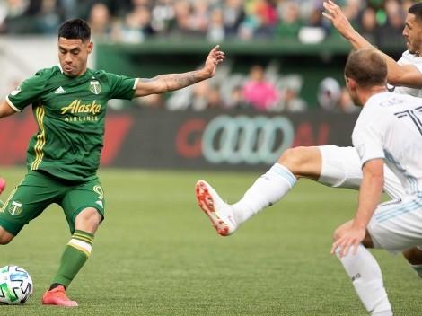 "Felipe Mora: ""La MLS no es para venir a retirarse"""